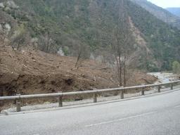 Coulée d'avalanche Isola 2000 | CYPRES : Centre d'Information pour la prévention des risques majeurs