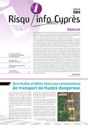 Risqu'info Cyprès n°28 = Centre d'information pour la prévention des risques majeurs. n°28 |