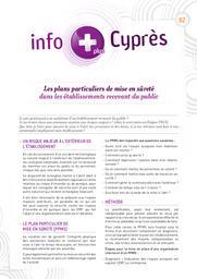 InfoPlus Cyprès n°02. n°02 |