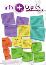 InfoPlus Cyprès n°04 = Centre d'information pour la prévention des risques majeurs. n°04 |