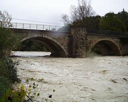 Inondation Buis les Baronnie |