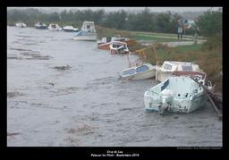 Inondation Palavas-les-Flots 2014 |
