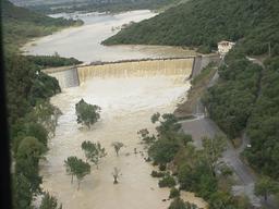 Inondation La Rouvière 2002 |