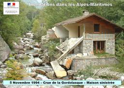 Inondation Belvédère septembre 1993 |