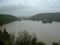 Inondation Ceze septembre 2002 |