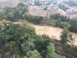 Inondation Roquecourbe-Minervois 2018 | BARTHEZ Gilles. Photographe