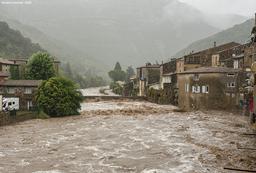 Inondation Sumène 2020 | LHERMET Vincent