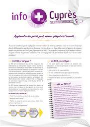 InfoPlus Cyprès n°05 |