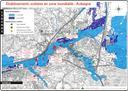 Etablissements scolaires en zone inondable commune d'Aubagne  