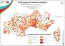 Coût moyen des sinstres inondation zone Arc Méditerranéen |