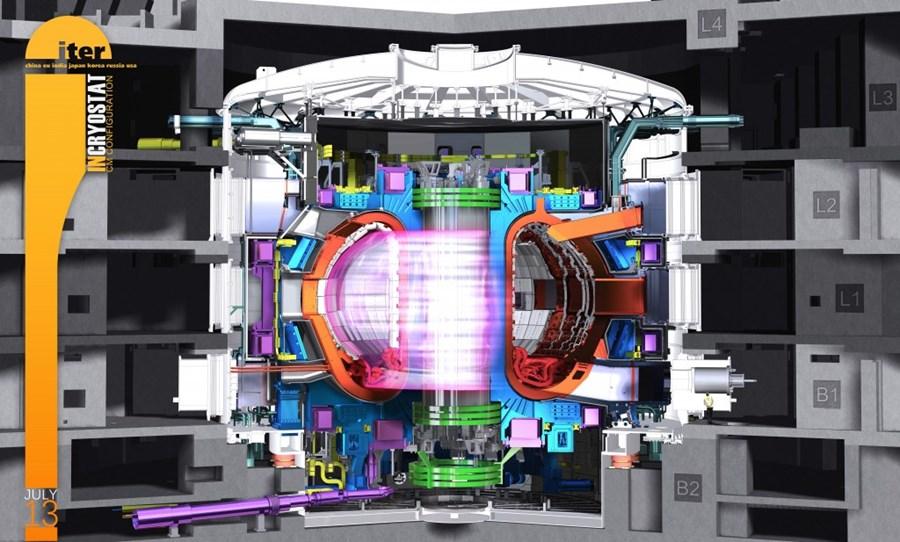 ITER - une énergie pour notre avenir |
